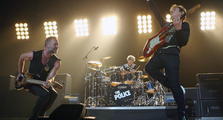Stewart Copeland Police